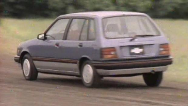 187 1986 Chevrolet Sprint Manufacturer Promo