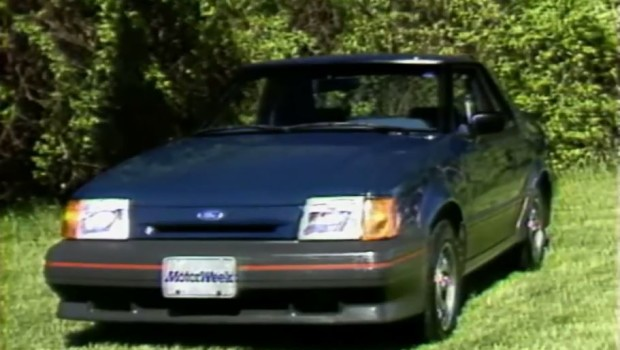 187 1986 Ford Escort Exp Test Drive
