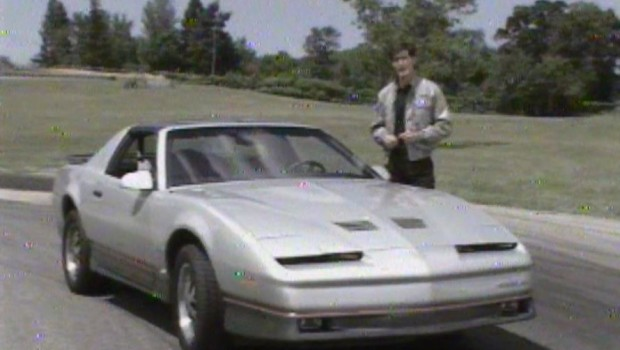 187 1986 Pontiac Firebird Trans Am Manufacturer Promo