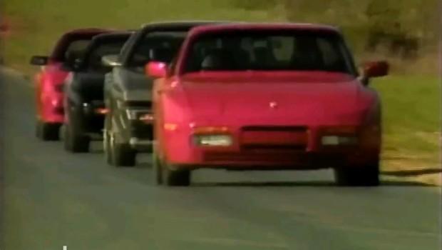Sports Car Comparison Test Drive - Sports car comparison