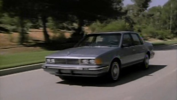 187 1987 Buick Century Manufacturer Promo