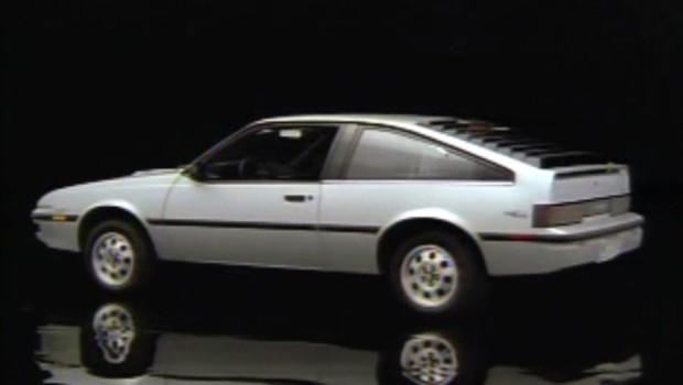 187 1987 Buick Skyhawk Manufacturer Promo