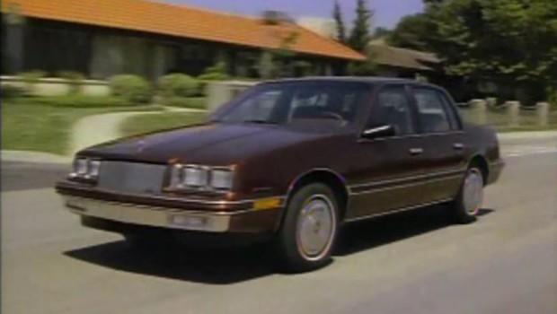 » 1987 Buick Skylark Manufacturer Promo
