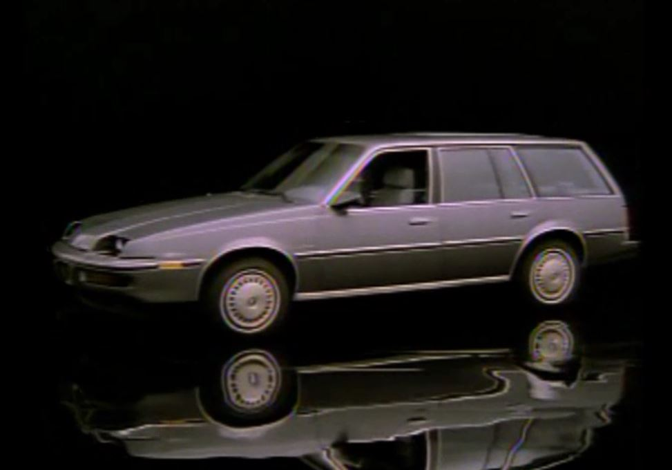 1987 Buick Station Wagons Manufacturer Promo