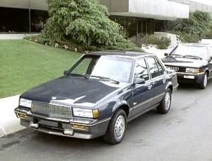 Cadillac Cimarron X