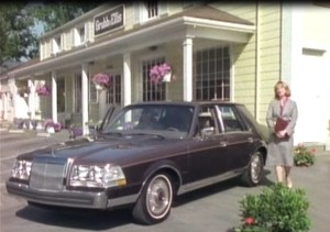 Continental Acura on 1987 Lincoln Continental1