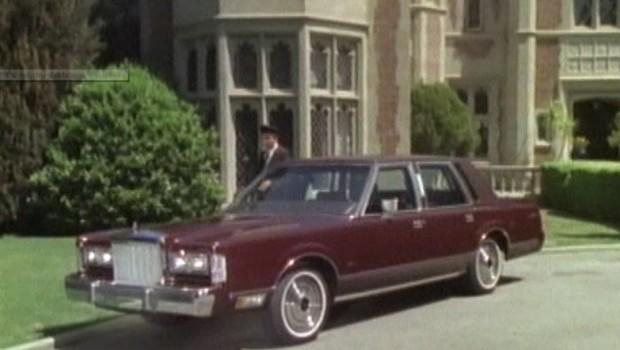 » 1987 Lincoln Town Car Promo