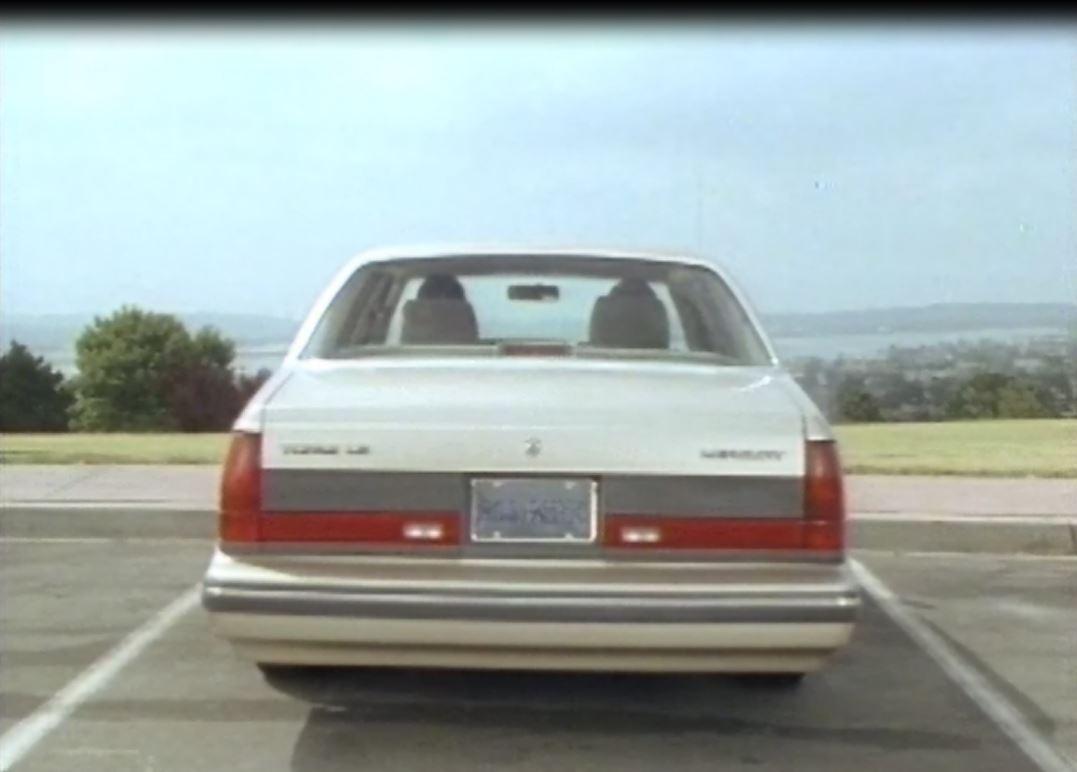 187 1987 Mercury Topaz Manufacturer Promo