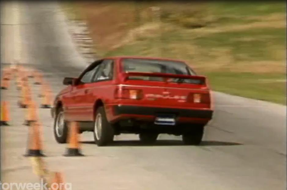 1988 Isuzu Impulse Turbo Test Drive