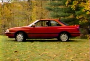 Every Manufacturer Produced Some Sort Of Sporty Spoilerized Two Door Coupe Back When The Less Doors Meant More Cool Mazda S Attempt Mx 6 Gt