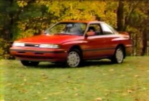 1988 Mazda MX-6 GT Test Drive   testdrivejunkie.com