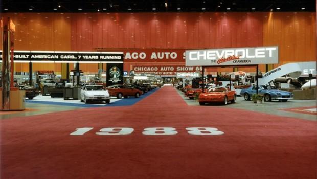 Honda Accord Sport >> » 1988: Chicago Auto Show