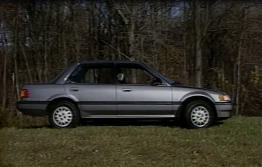 u00bb 1988 honda civic lx test drive