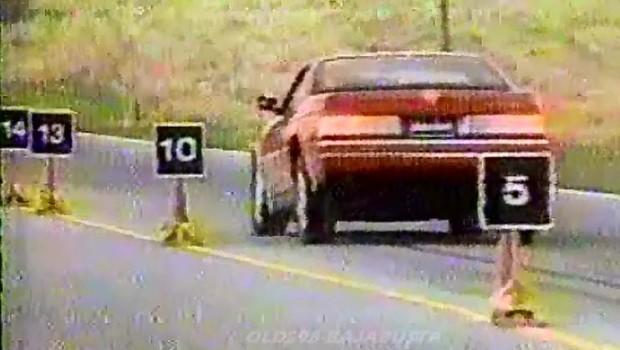 » 1989 Cadillac Allante Test Drive