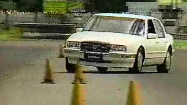 1989 Cadillac STS