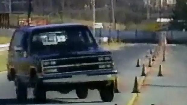 Chevrolet K Blazer X