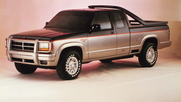 Dodge Dakota V Sport Concept Lg X on 1990 Dodge Dakota Truck