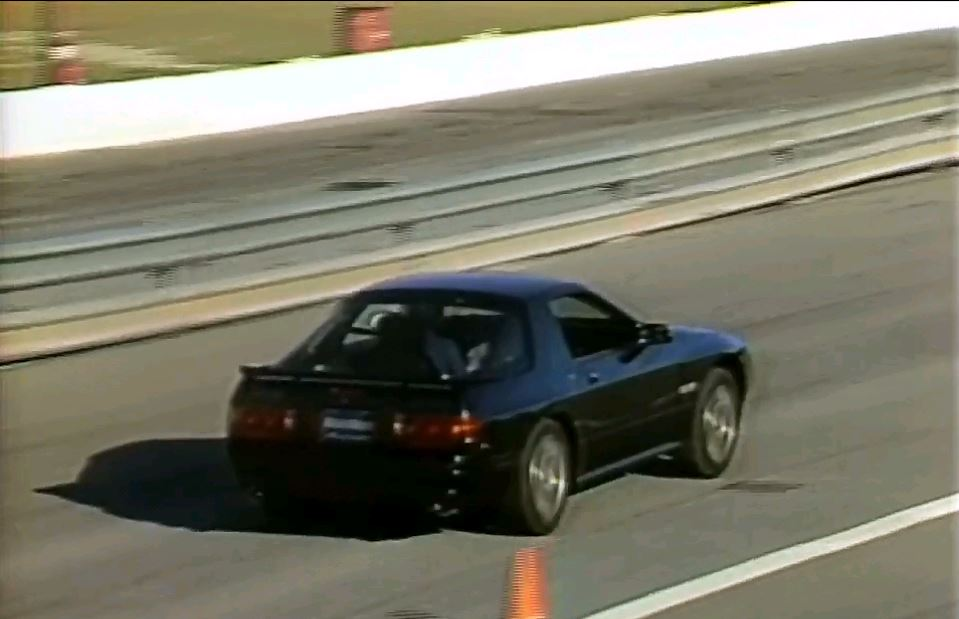 1989 mazda rx 7 gtus test drive for Magna motors mazda volvo evansville in