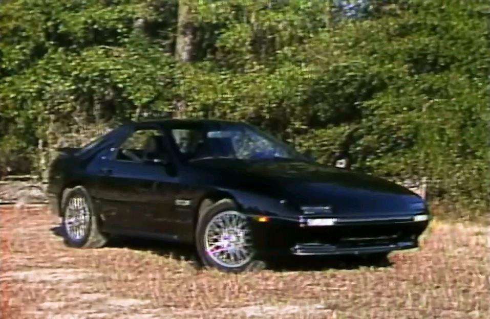 1989 Mazda RX 7 GTUs Test Drive