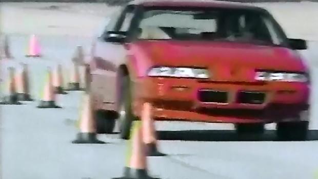 1990 Pontiac Grand Prix coupe