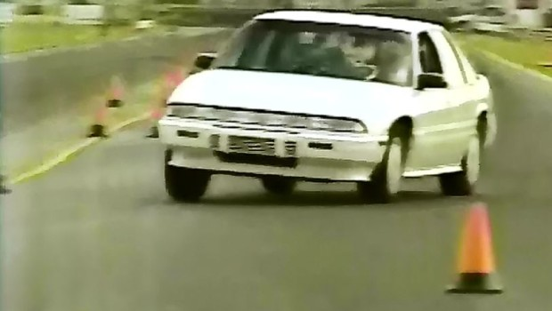 Sterling Auto Sales >> » 1990 Pontiac Grand Prix Turbo Sedan Test Drive