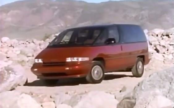 Chevrolet Lumina Apv X