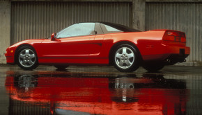 1991 Acura NSX-stockphoto