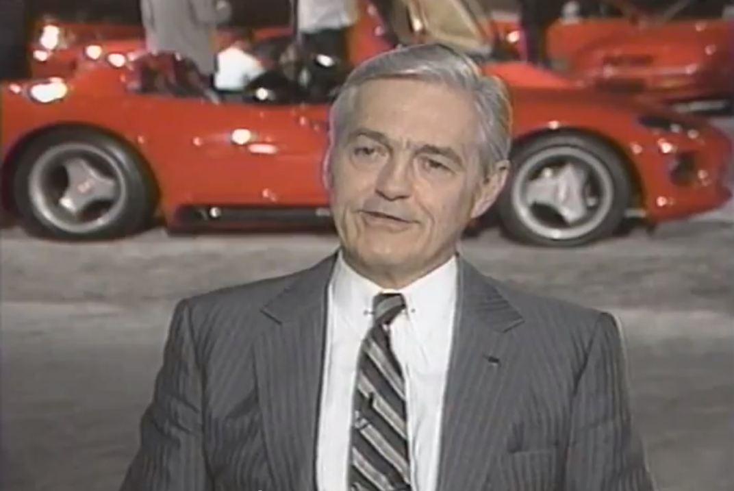 Bob Lutz on 1991 Dodge Viper