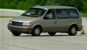 1991 Chrysler minivans