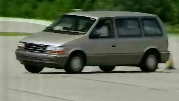 Chrysler Minivans X on 1998 Chrysler Town And Country