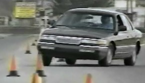 1991 Ford Crown Vic