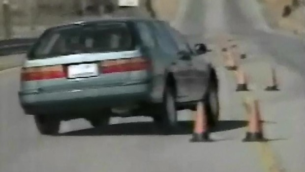 1991 Honda Accord Wagon Test Drive