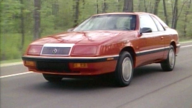 1991 Chrysler Lebaron Coupe And Convertible Manufacturer Promo