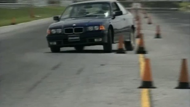 BMW Is Coupe Test Drive - 1992 bmw 325is