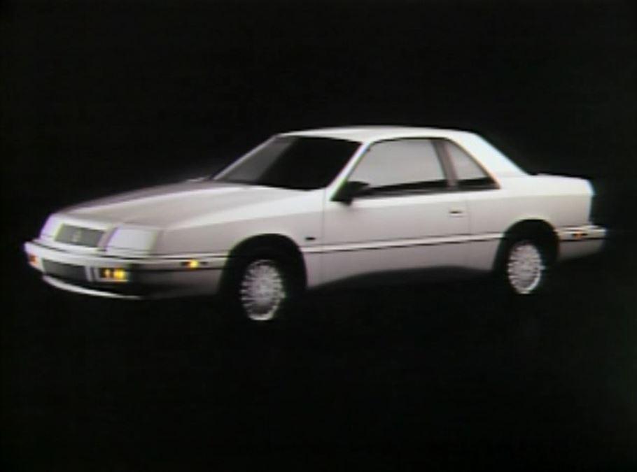 187 1992 Chrysler Lebaron Manufacturer Promo