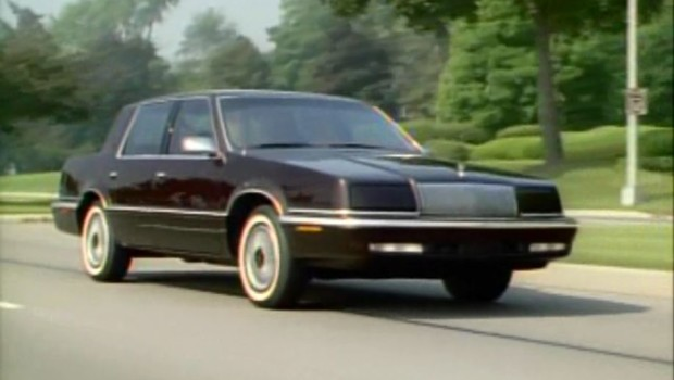 1992 chrysler new yorker manufacturer promo for 1992 chrysler new yorker salon