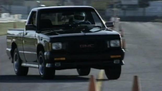 New Nissan Truck >> » 1992 GMC Sonoma GT Test Drive