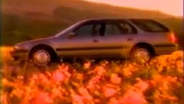 1992 Honda Accord Wagon Commercial