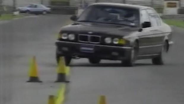 U00bb 1993 Bmw 740i Test Drive