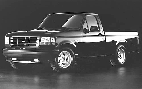 187 1993 Ford F150 Svt Lightning Test Drive