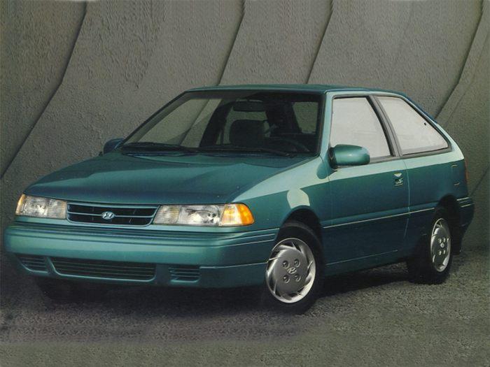 187 1993 Hyundai Excel Commercial