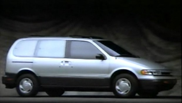 Lexus Is 350 >> » 1993 Nissan Quest Manufacturer Promotional Video