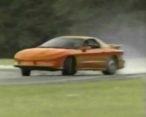 Vid 1993 Pontiac Trans Am Lt1 Road Test
