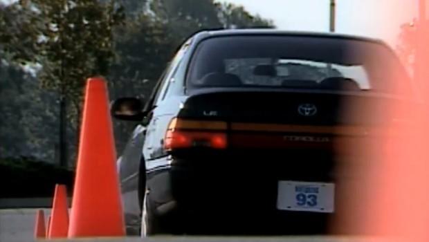 187 1993 Toyota Corolla Test Drive