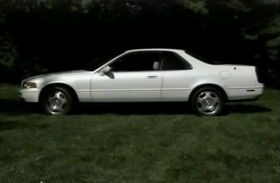 » 1993 Acura Legend Coupe Test Drive