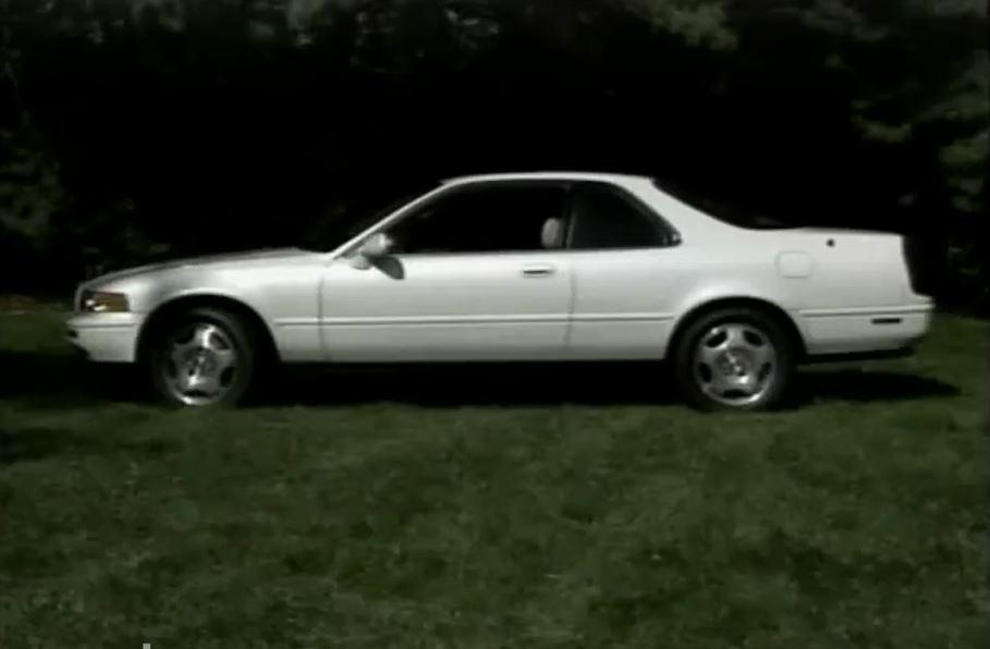 1993 acura legend coupe test drive. Black Bedroom Furniture Sets. Home Design Ideas