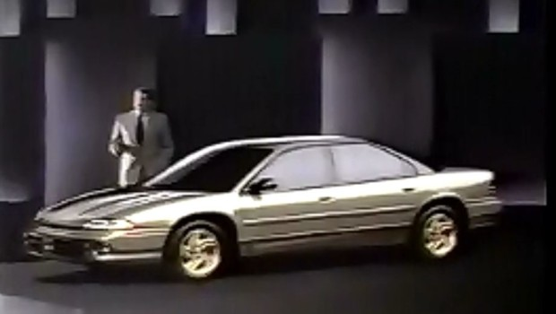 187 1993 Dodge Intrepid Commercial