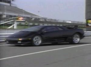 1993 lamborghini diablo test drive. Black Bedroom Furniture Sets. Home Design Ideas