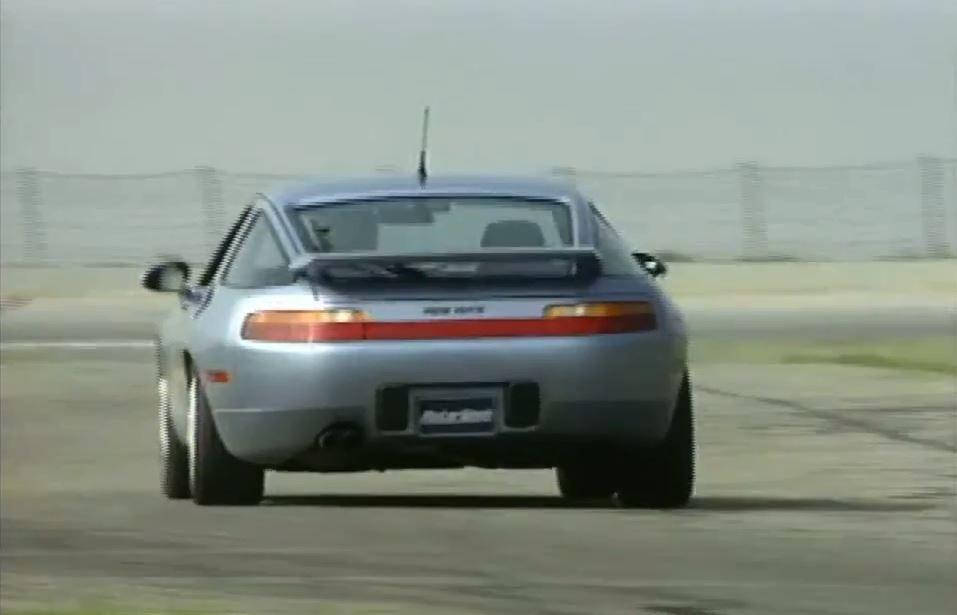 187 1993 Porsche 928 Gts Test Drive