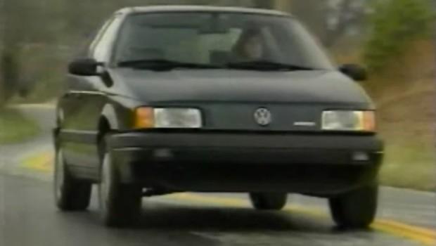 187 1993 Volkswagen Passat Glx Test Drive